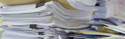 messy documents informal procedures bbg