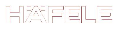 hafele logo white