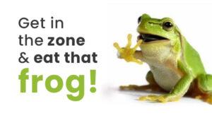 Frog Header