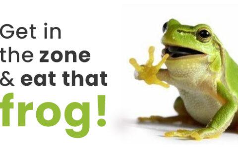 Frog-Header